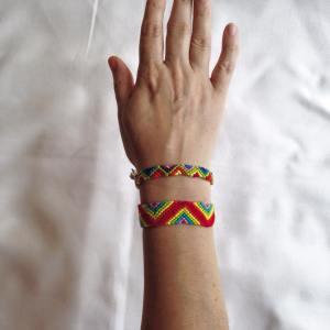 FTT handmade friendship bracelets.