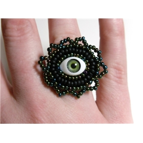 Megan'sBeadedDesign_EvilEye_Ring