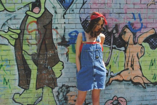 Feed Your Head-Fashion Shoot